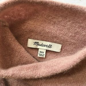 Madewell Dusty Pink Sweater